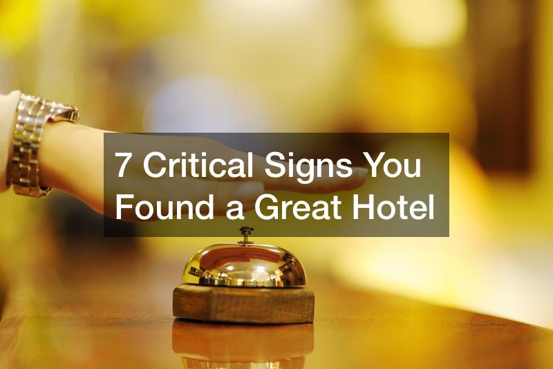 good hotel finder